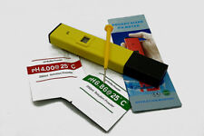 Homebrew Beer/Wine Making/Cheese Making Water Test Kit PH meter Resolution 0.1pH