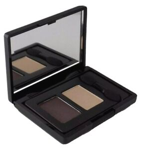 Elizabeth Arden Eyeshadow Powder Duo Glisten + Mystic Violet .0564 oz 1.6 g NWOB