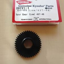 KYOSHO SPIDER SUPERTEN 1st GEAR LOW GEAR 43T(48) for 2 speed box VZW006, 39721-1