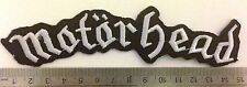 embroidered heavy metal iron on sew on music patches badges Motorhead patch