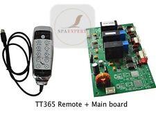 TT365 Remote Main Circuit Board Q Versas Liberte Infinity Lexor Pedicure Spa