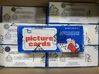 1987 TOPPS BASEBALL BOX x1 VENDING BOX ROOKIE BBCE Card Exchange Bonds McGwire