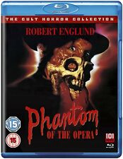 Phantom of the Opera (1989)    Blu Ray   (Brand New Factory Sealed)