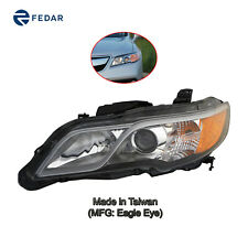Halogen Headlight Lamp Fit 2013 2014 2015 Acura RDX Driver Side
