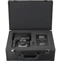 Nikon D500 (100th Anniversary Ed) 20.9MP Digital SLR Camera Grey (Body Only)