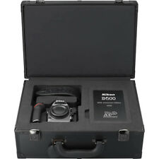 Nikon D500 (100th Anniversary Ed) 20.9MP Digital SLR Camera Grey (Body Only)