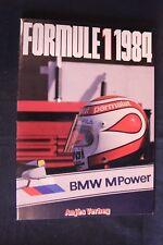 ARP Book Formule 1 1984 door Anjes Verhey (Nederlands)