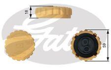 GATES Tapón, depósito de refrigerante RENAULT CLIO OPEL BMW CHEVROLET RC201