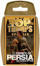Top Trumps - Prince Of Persia The Sands Of Time