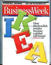 Business Week Magazine November 14 2005 IKEA EX w/ML FAA Library 102416jhe