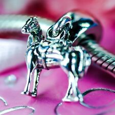 Genuine Pandora Disney Rapunzel Maximus Horse Dangle Pendant Charm S925 ALE