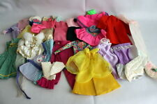 Vtg Barbie 70's 80's 90's  Doll Clothes Some handmade Lot of 21 items