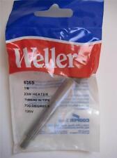 """Ungar Heater 535S """"S"""" Solder Iron 23W 120V 700 Degree F 1/4"""" Thread In Tip Nos"""