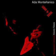 ADA MONTELLANICO - SUONO DI DONNA  - CD NOVITA' SIGILLATO