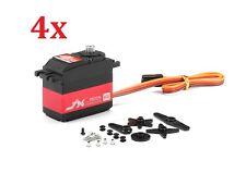 4x JX Servo PDI-HV5932MG 30KG Large Torque 180º High Voltage Digital Servo RC