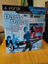 SingStar Dance Party Pack (Sony PlayStation 3, 2010)Brand New