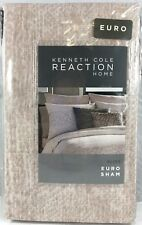 Kenneth Cole Reaction Home Bliss Blush Euro Bedroom Pillow Sham - 26�x26� New