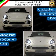 KIT LED PORSCHE CAYENNE 92A ANABBAGLIANTI ABBAGLIANTI CANBUS 6500K MONO LED