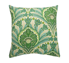 Green Moroccan 60cm Indoor/Outdoor Cushion Cover