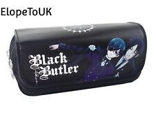 New Design Anime Cosplay Double layers pencil case Pen Box Pouch For Student...