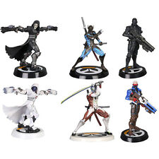 13'' OW OverWatch Action Figures Character Toy Reaper Tracer Genji Soldier76