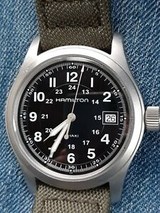 Hamilton Khaki Watch
