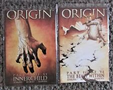 Wolverine The Origin #2 and #3 2001 Marvel Very High Grade