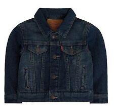 Denim Unisex Jackets & Coats for Children
