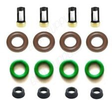 Fuel Injector Repair Kit Filters, Upper & Lower Oring for Nissan Altima Sentra