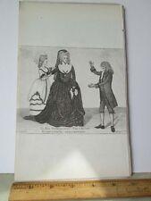 Vintage Print,ETERNAL PROVIDENCE,John Kay,1837