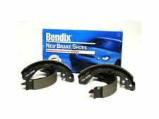 For 2001-2003 BMW 525i Brake Shoe Set Rear Bendix 91254JR 2002