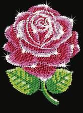 Sequin Art Red Rose Craft Kit (SA1001) KSG