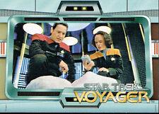STAR TREK VOYAGER SEASON 1 PROMOTIONAL CARD P1