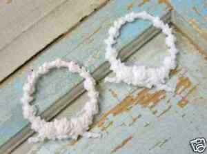 FURNITURE APPLIQUES SHABBY CHIC STYLE ROSE WREATHS ONLAYS CRAFTS * WHOLESALE$$