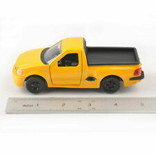 JADA 1/32 Scale Yellow 1999 Ford F-150 SVT Lightning Vehicle Car Model Toys Gfit