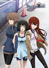 """ebiVibe Steins;Gate: Kurisu, Mayuri, and Suzuha Wall Scroll 27.8"""" X 19.7"""""""