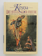 Krsna Die Quelle aller Freude His Divine Grace A C Bhaktivendanta Swami Prabhupa