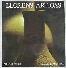 Pierre Courtion, Llorens Artigas. 1977. ISBN: 8434302276 / spanisch