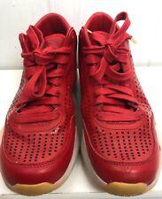 Nike Kobe 10 EXT Mid University Red Basketball Shoes Men's Size 9