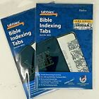 "Tabbies ""Urban Camo Series"" Bible Indexing Tabs Old & New Testament 90 Tabs 2 Pk"