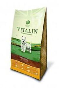 Vitalin Sensitive/Lamb & Rice Complete Dog Food 12kg
