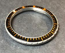 Vostok Amphibian Komandirskie Custom Bezel Blk-Gold/Copper Dash Matte Ugblkmt