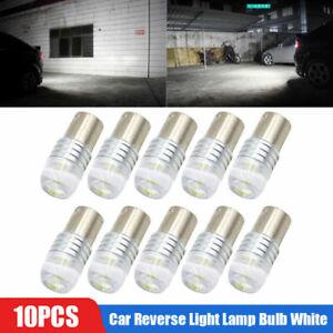 10X 1156 BA15S P21W DC 12V CREE Q5 LED Auto Car Reverse Light Lamp Bulb White