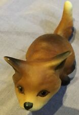 Sitting Fox Figurine Goebel