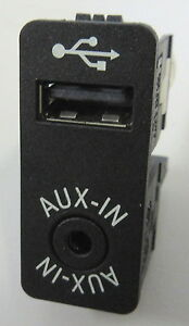 Genuine Used MINI - USB & AUX-IN Socket for R56 R55 R57 R58 F56 F55 - 9229246