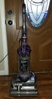 Dyson Airmuscle DC28 Purple  Bagless Upright Vacuum Cleaner AS IS FOR PARTS