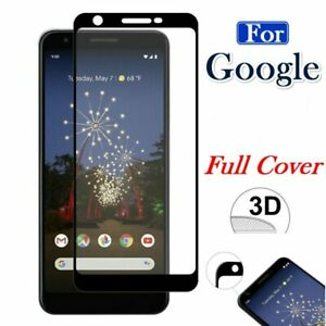 For Google Pixel 4XL 4 3XL 2XL 2 3 XL Full Cover Tempered Glass Screen Protector