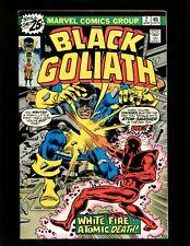 Black Goliath #2 VF- Buckler Tuska Colletta 1st Celia Jackson Atom-Smasher