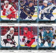 Eishockey-Trading Cards Detroit-Red-Wings