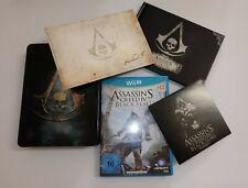 Assassin's Creed IV: Black Flag Skull Edition Nintendo Wii U